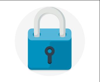Cloud Lock representing security